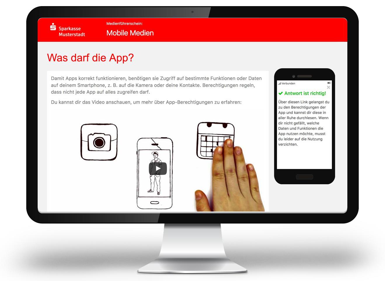Medienführerschein Screenshot 4