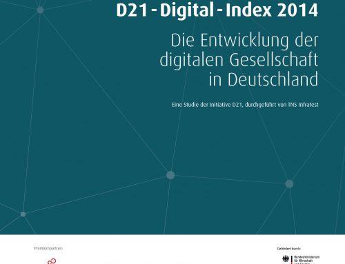 D21-Digital-Index 2014 veröffentlicht