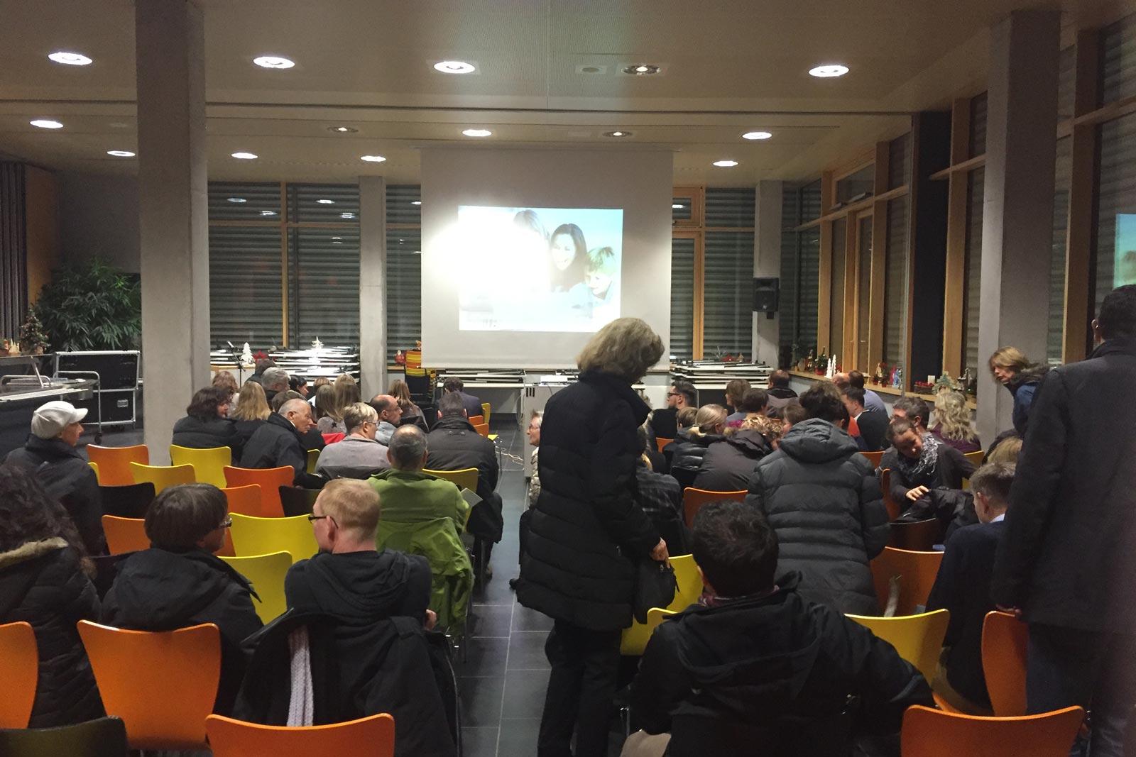 Akademie Vortrag Generation Online