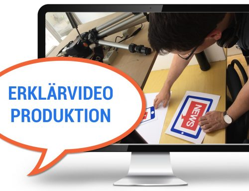 Erklärvideo-Produktion