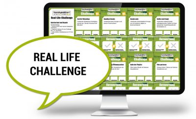 Projektreferenz Real Life Challenge