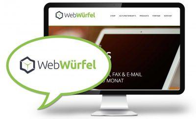 Projektreferenz WebWürfel