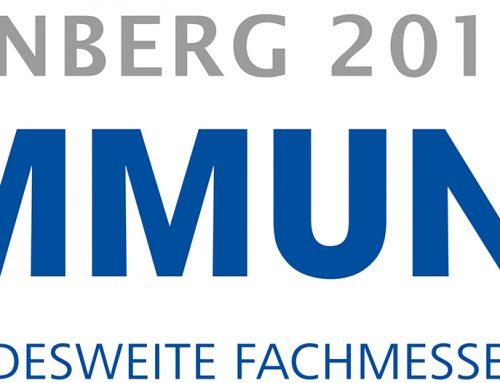 mecodia auf der Kommunale 2017 in Nürnberg