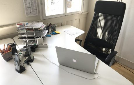 mecodia-Büro