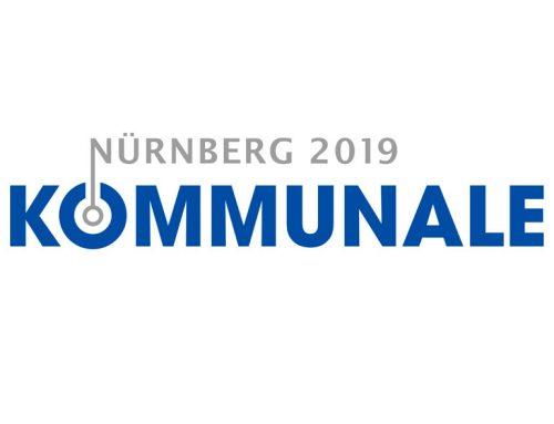 mecodia 2019 mit zwei Ständen auf der Kommunale in Nürnberg